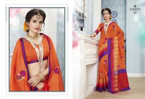 Kalista Fashion Vasundhara 856