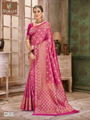 Shakunt Saree Prabhodini 90203
