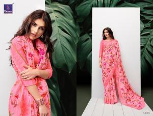 Shangrila Saree Rayesha Cotton 4909
