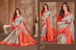 Jyotsana Saree Kanjivaram Silk 1603
