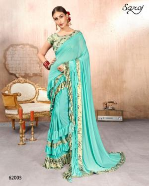 Saroj Saree HotLady 62005