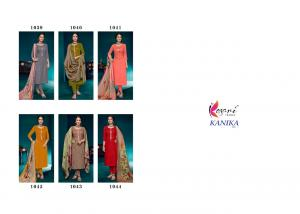 Kesari Trendz Kanika 1039-1044