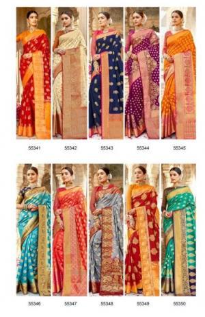 Lifestyle Saree Varmala 55341-55350