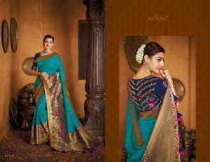 Kimora Fashion Sunehri 1105