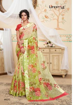 Lifestyle Saree Pravina 60252