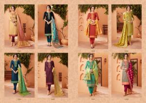Kessi Fabrics Virasat 5261-5268 Price - 8792