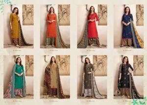 Kala Fashion Ishqbaaz Winter Collection 1001-1008