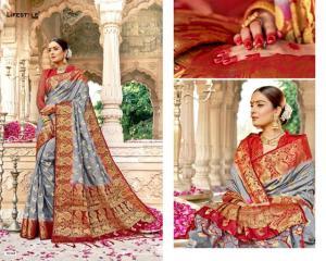 Lifestyle Saree Varmala 55348