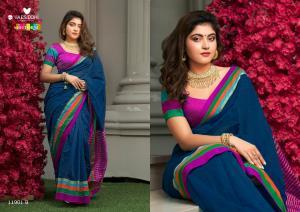 Varsiddhi Fashions Mintorsi Keshar Cotton 11901 B