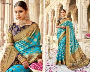 Lifestyle Saree Varmala 55346