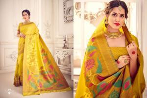 Raj Sanskar Maharani Silk 309
