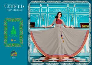 Kajal Style Fashion Lakme 3005