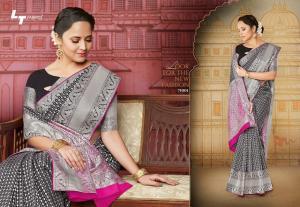 LT Fabrics Sakhi 71001