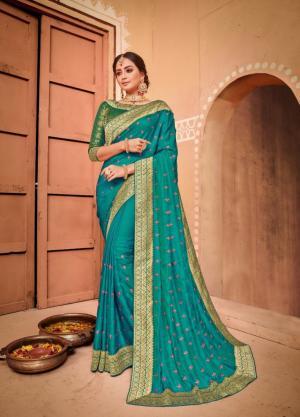 Shangrila Saree Kalyani 8627