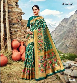 Lifestyle Saree Shivalika 60904