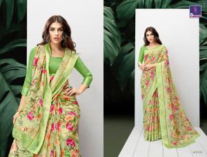 Shangrila Saree Rayesha Cotton 4906