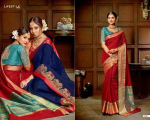 Lifestyle Saree Meera 54961