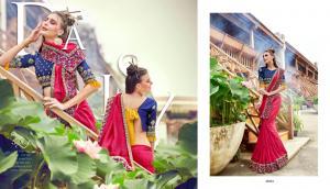 Saroj Saree Fanna 46004