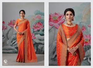 Saroj Saree Lotus 340006