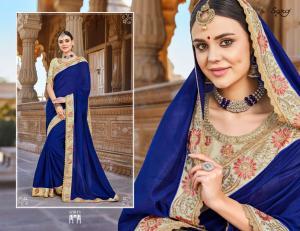 Saroj Saree Star Light 63013
