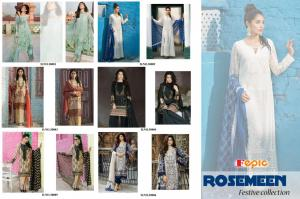 Fepic Rosemeen Festive Collection 30001-30006