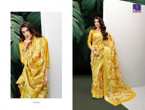 Shangrila Saree Rayesha Cotton 4902