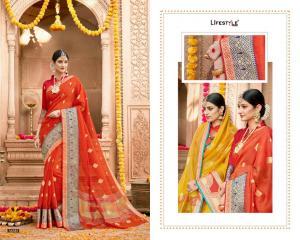 Lifestyle Saree Kavita 54581