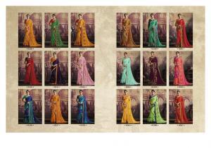 Palav Fabrics Shankham 6350-6367