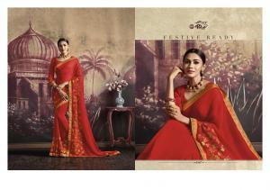 Palav Fabrics Shankham 6367
