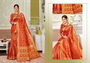 Vaamika Fashions Samprada Silk 2567