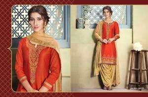 Kessi Fabric Shangar By Patiala House 4018