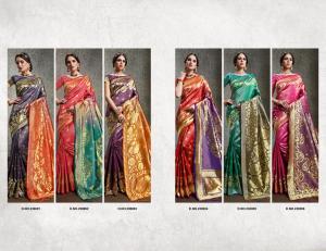 Saroj Saree Parampura 230001-230006