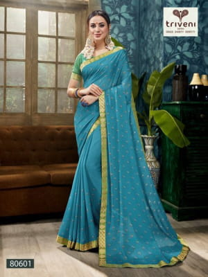 Triveni Saree Raina 80601