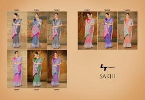 LT Fabrics Sakhi 71001-71009