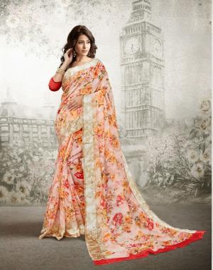 Shangrila Saree Kanchan 4926