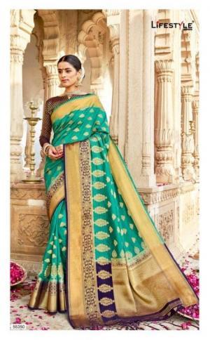 Lifestyle Saree Varmala 55350