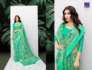 Shangrila Saree Rayesha Cotton 4905