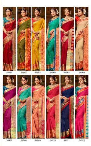 Lifestyle Saree Meera 54961-54972