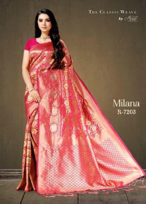 Aura Saree Milana 7203