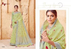 Lt Fabrics Nitya Kashmiri Silk 90008