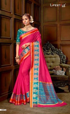 Lifestyle Saree Meera 54972