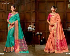 Lifestyle Saree Meera 54968-54969