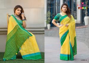 Varsiddhi Fashions Mintorsi Keshar Cotton 11905 A