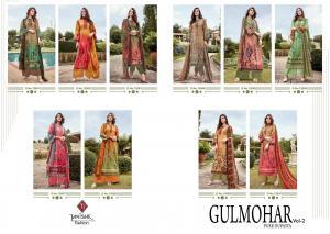 Tanishk Fashion Gulmohar 12001-12010 Price - 6250