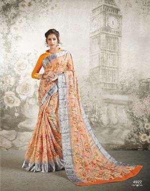 Shangrila Saree Kanchan 4922