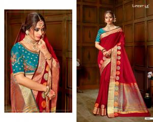 Lifestyle Saree Meera 54965
