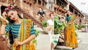 Saroj Saree Fanna 46002