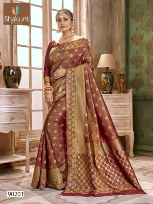 Shakunt Saree Prabhodini 90201