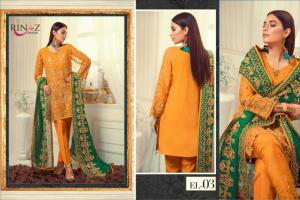 Rinaz Fashion Jazmin EL-03