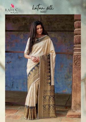 Rajtex Saree Katan Silk 76007